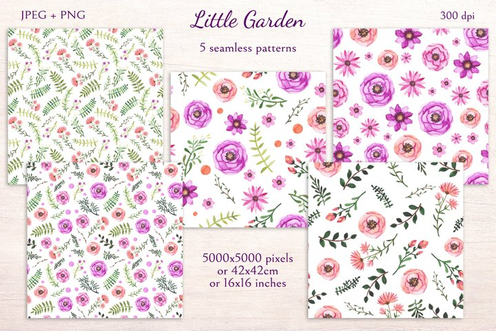 Little Garden example 8