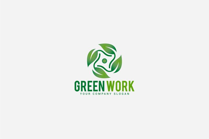 green work logo
