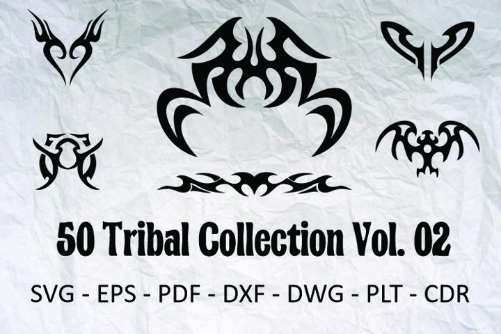 50 Tribal Collection Vol. 02