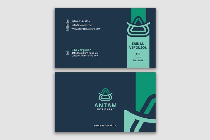 Smart Business Card Template