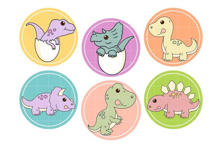 Lovely Dinosaurs