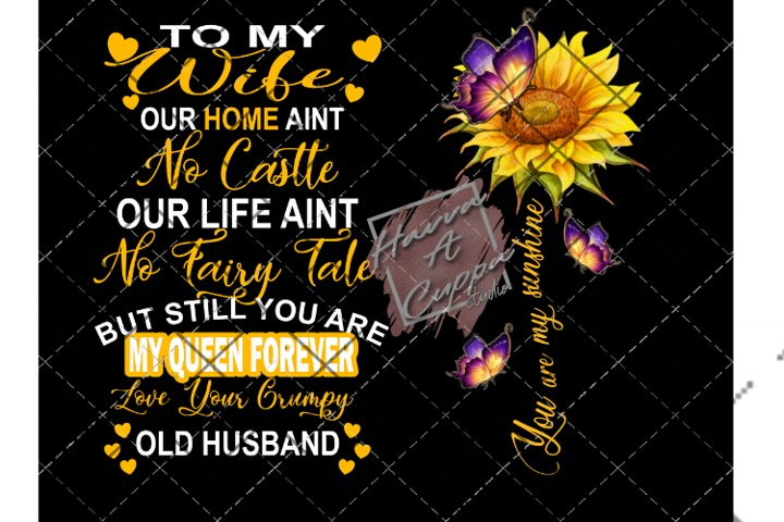 to my wife, PNG instant Downlaod