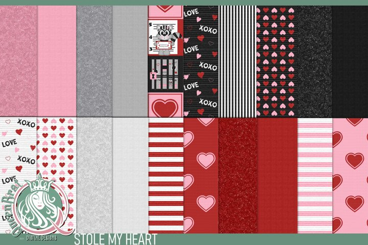 Stole My Heart Backgrounds | Papers