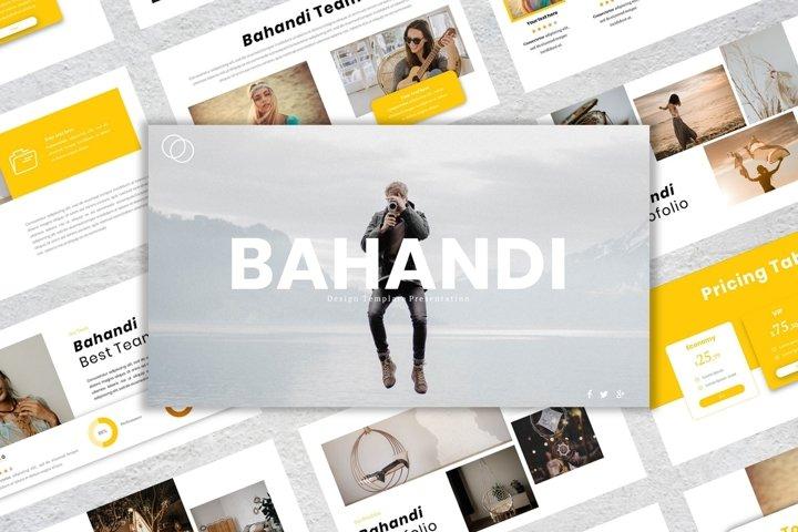 Presentation Templates - Behandi