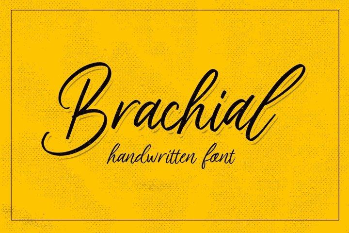 Brachial Font