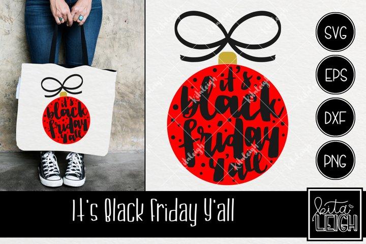 Its Black Friday Yall