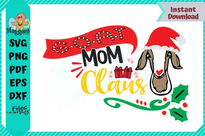 G.O.A.T Mom Claus