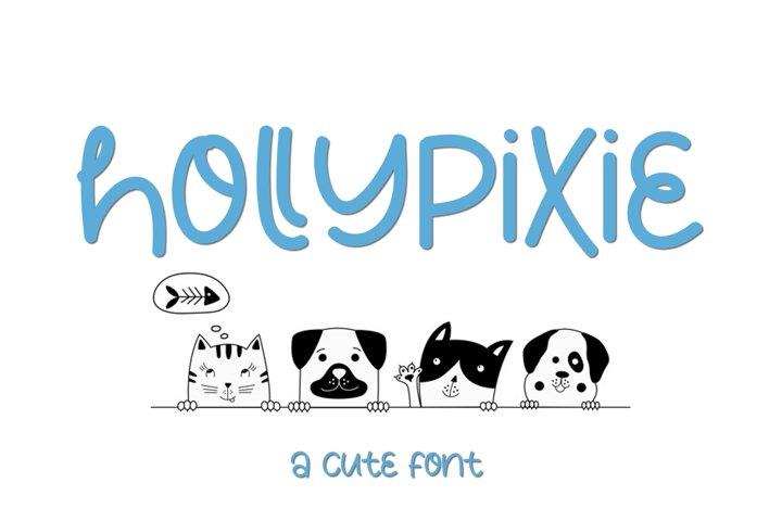 Holly Pixie