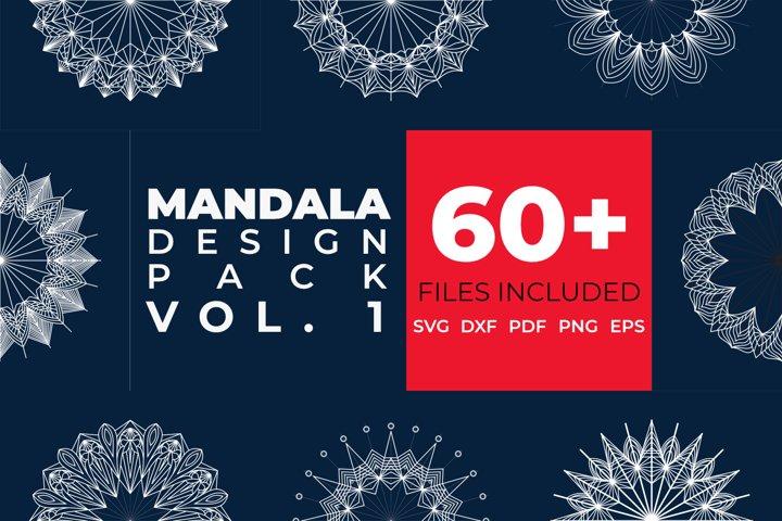 Mandala Design Pack Vol.1