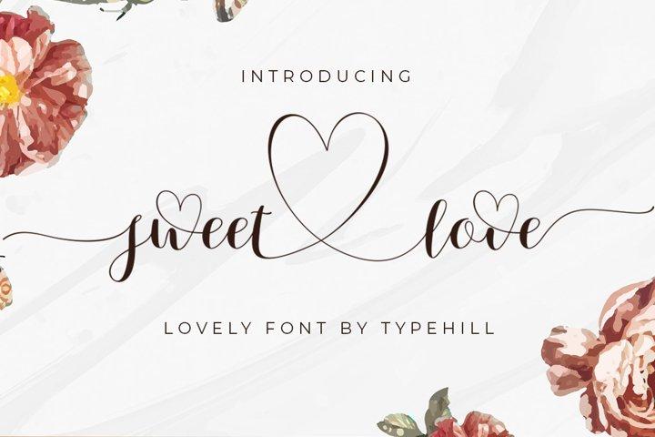 Sweet Love Script