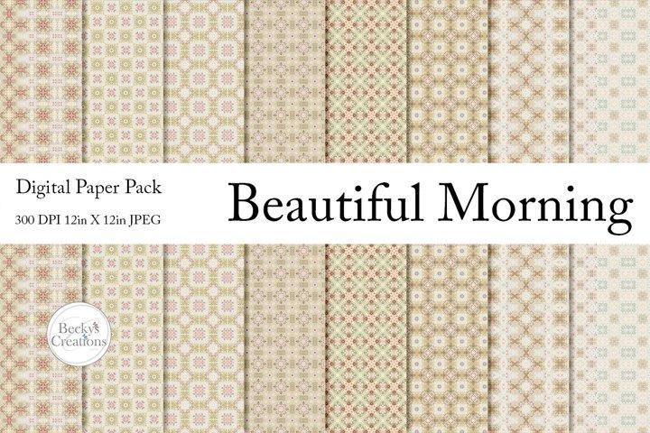 Beautiful Morning Paper Pack