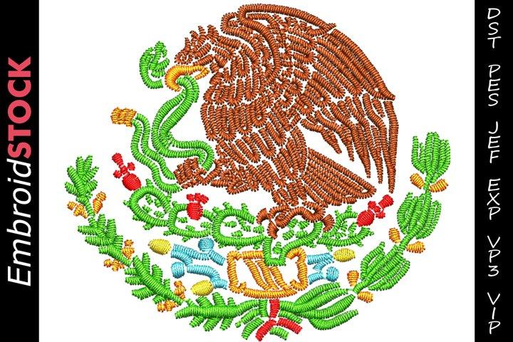 Mexican Eagle Logo