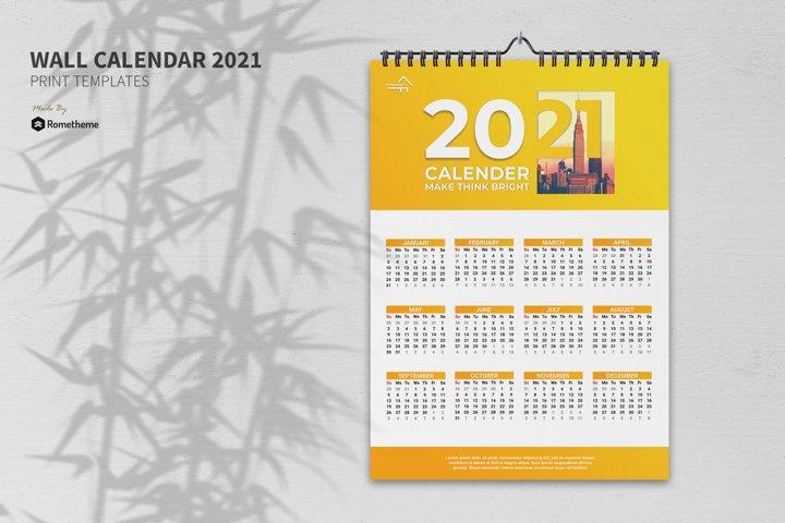 Calender 2021 vol.01 - Calender