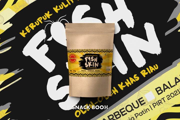 packaging design_fish skin