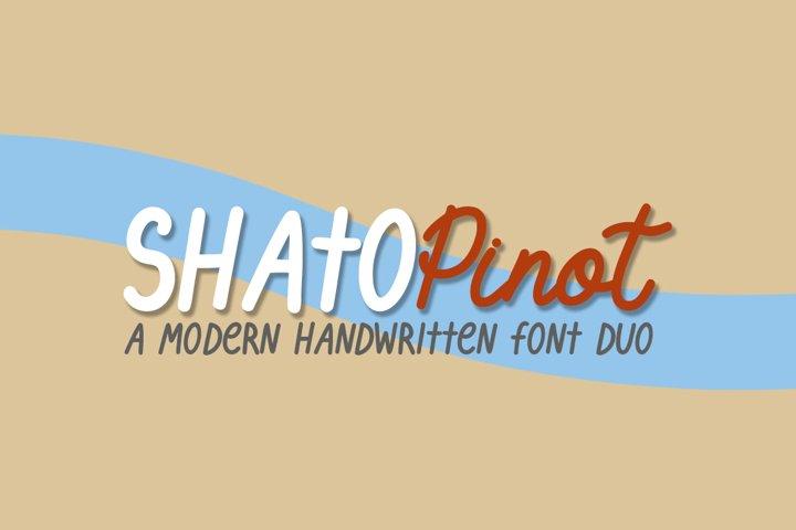Shato Pinot Duo