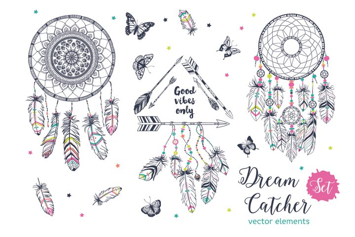 Dreamcatchers Set