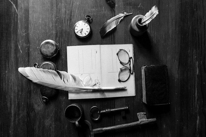 vintage antique desk accessories of the last century