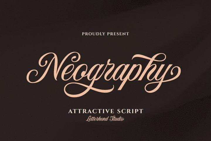 Neography - Attractive Script