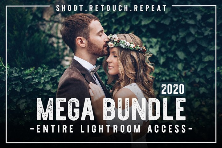 2000 Lightroom & Photoshop Preset Mega Bundle