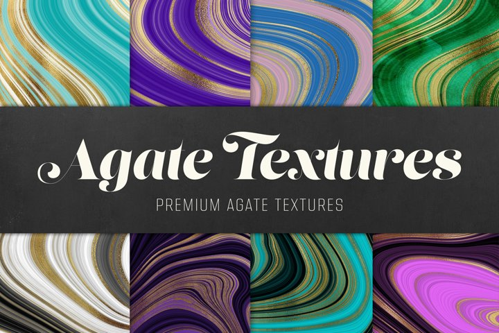 Agate Textures