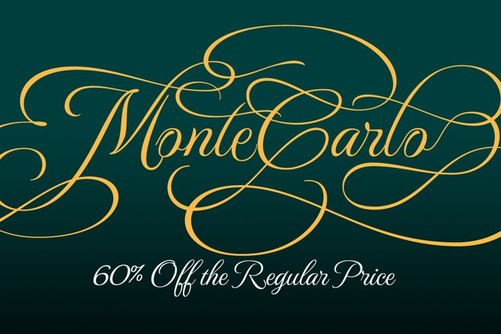MonteCarlo Pro - Part of the Amazing Scripts Bundle!