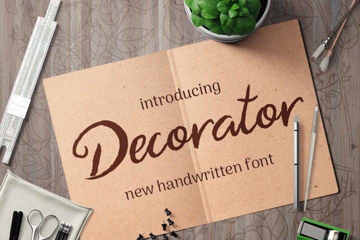 Decorator example
