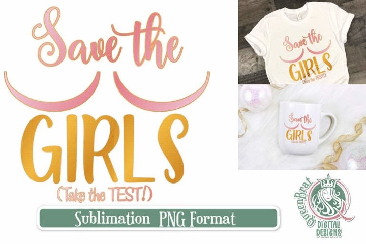 Save The Girls BCA Sublimation