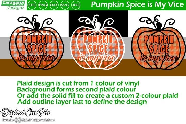 Pumpkin Spice is my Vice