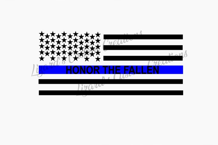 Honor the Fallen - Police