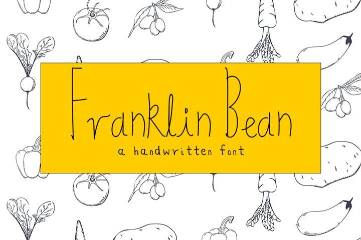 Franklin Bean Font