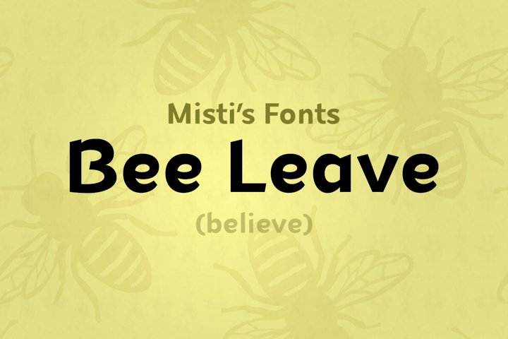 Bee Leave