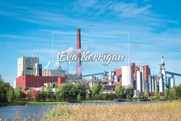 Stora Enso Oyj, Finnish-Swedish timber company in Finland.