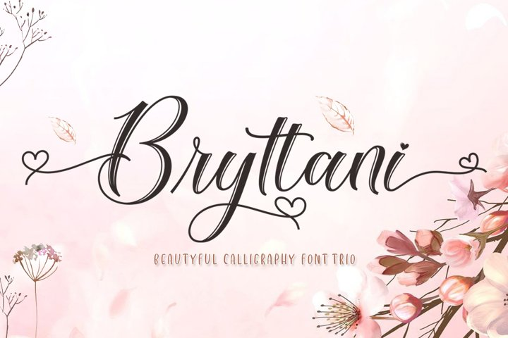 Bryttani Font Trio