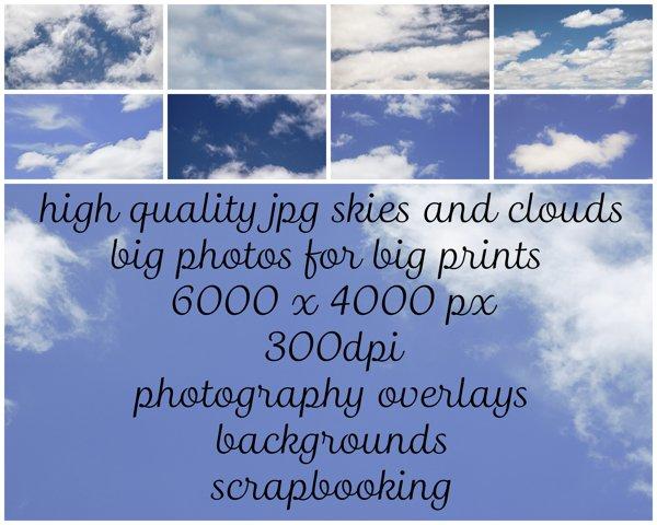 9 Colour Sky Photos