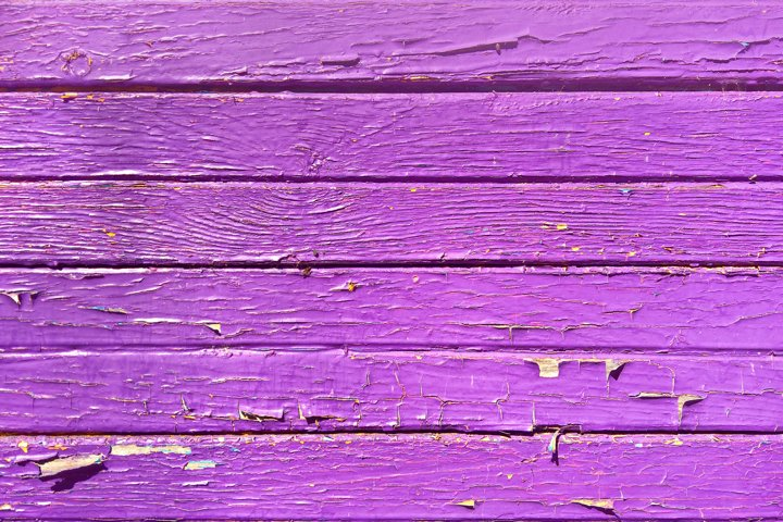 Vintage purple wood background texture. Background old board