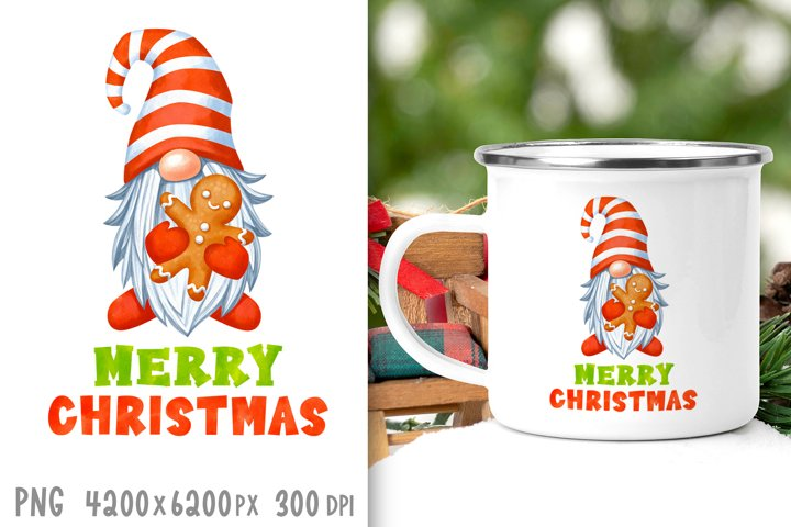 Christmas sublimation designs Christmas gnome sublimation