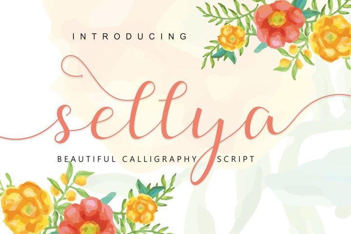sellya script