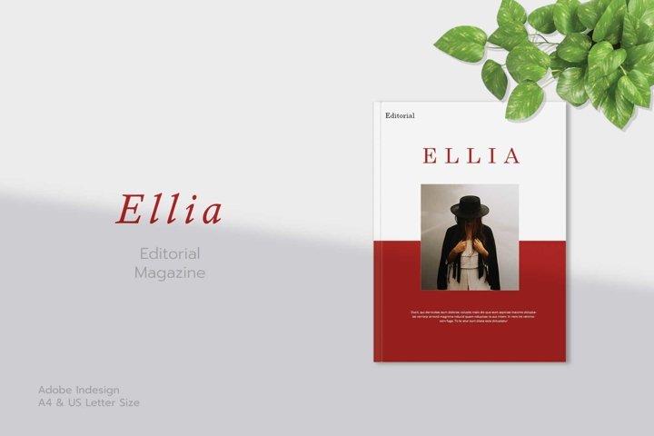 ELLIA - Editorial Lookbook