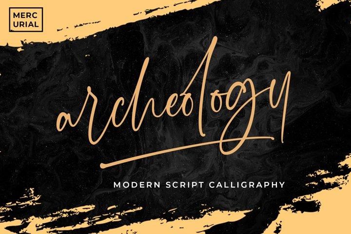 Archeology Script