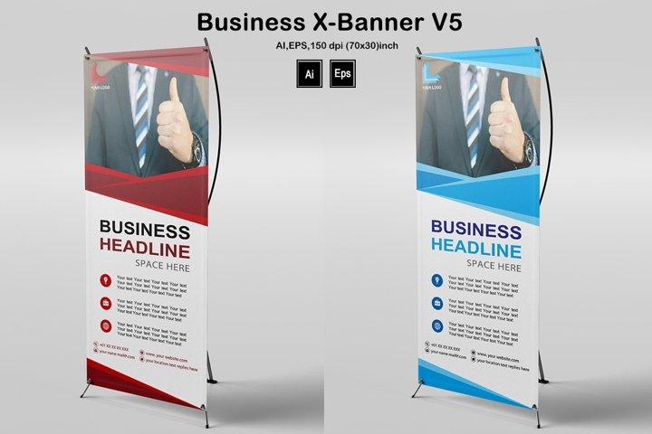Business X-Banner V5