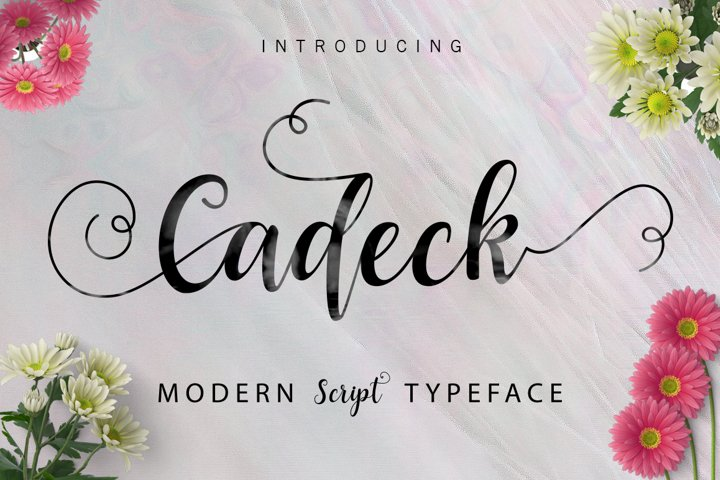 Cadeck Script