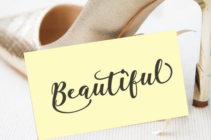 Antelope Script - Free Font of The Week Design3