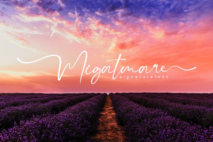 Migatmare | Signature
