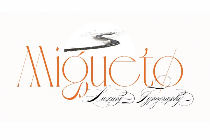Migueto Serif Typeface