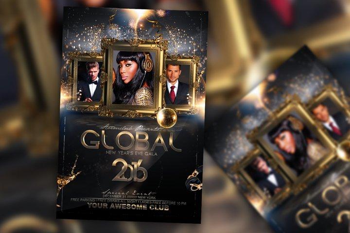 New Years Eve Around the World