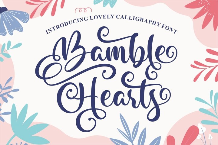 Bamble Hearts