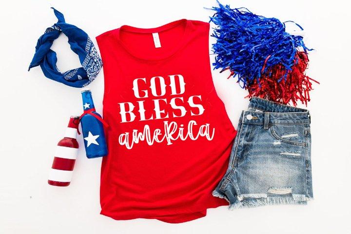 4th of July, Patriotic SVG