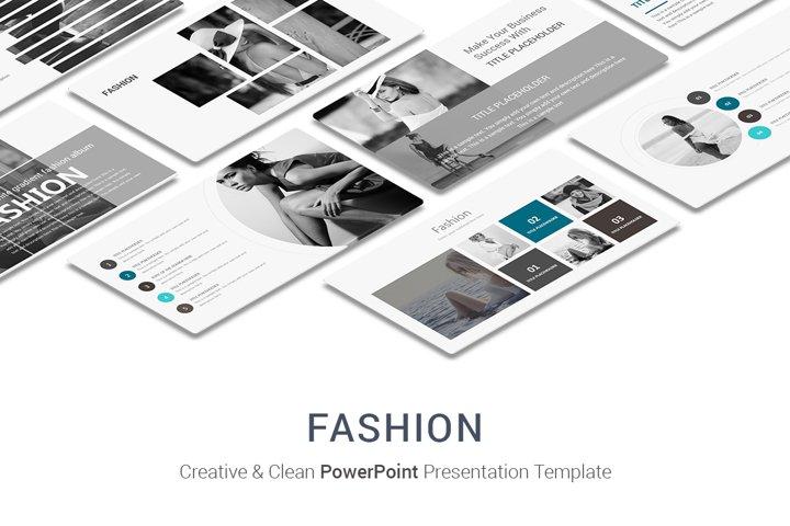 Fashion Presentation Template
