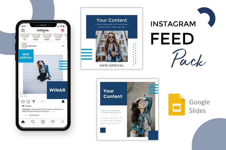 Instagram Feed - Winar