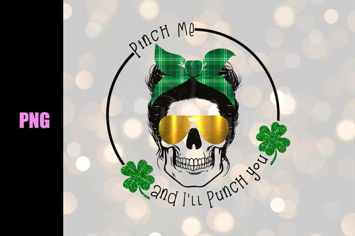 Pinch Me and Ill Punch You - Downloadable PNG